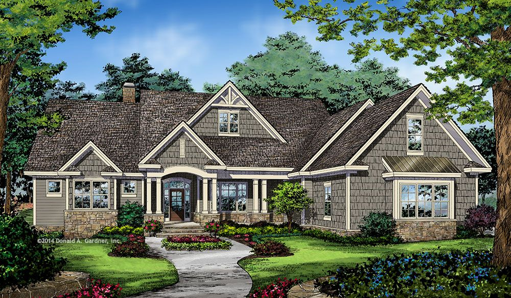 Home Plan 1371 The Drake Is Now Available Ranch Style House Plans New House Plans House Plans One Story