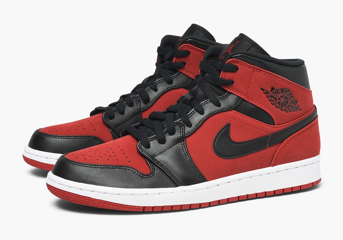 774a4290847 The Famed Banned Returns On The Air Jordan 1 Mid