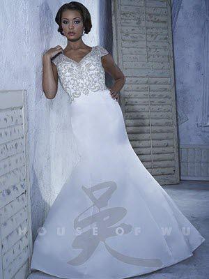 #5226 Jacquelin 19958, Size 2, 6  Ivory