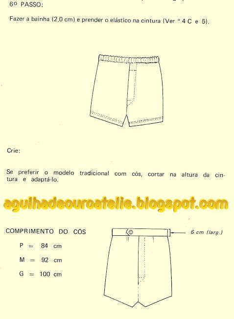 Boxers (calças) - um dos tipos clássicos de roupa íntima masculina.     Cueca samba canção GG Clique : Aqui                           Cu...