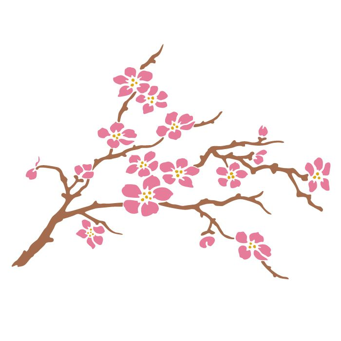 Epingle Sur Vector Art For Crafters Botanical Flowers Trees Svg Files For Cutting And Crafts