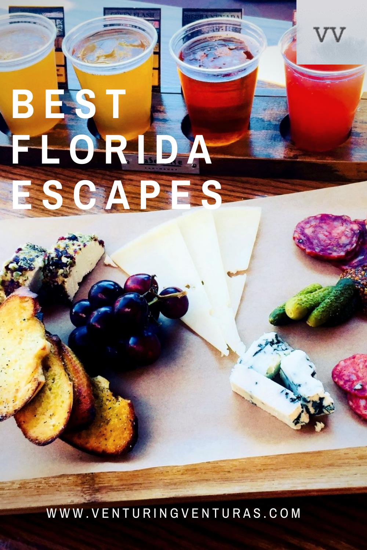 The Best Florida Vacation Destinations Venturing Venturas Florida Vacation Florida Escapes Florida