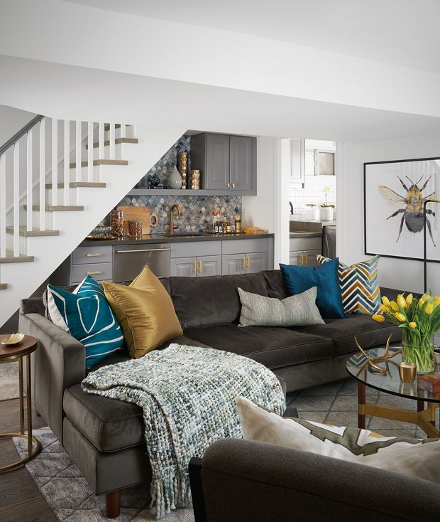 Home Design Basement Ideas: Top 10: Most Popular House & Home Pinterest Images In