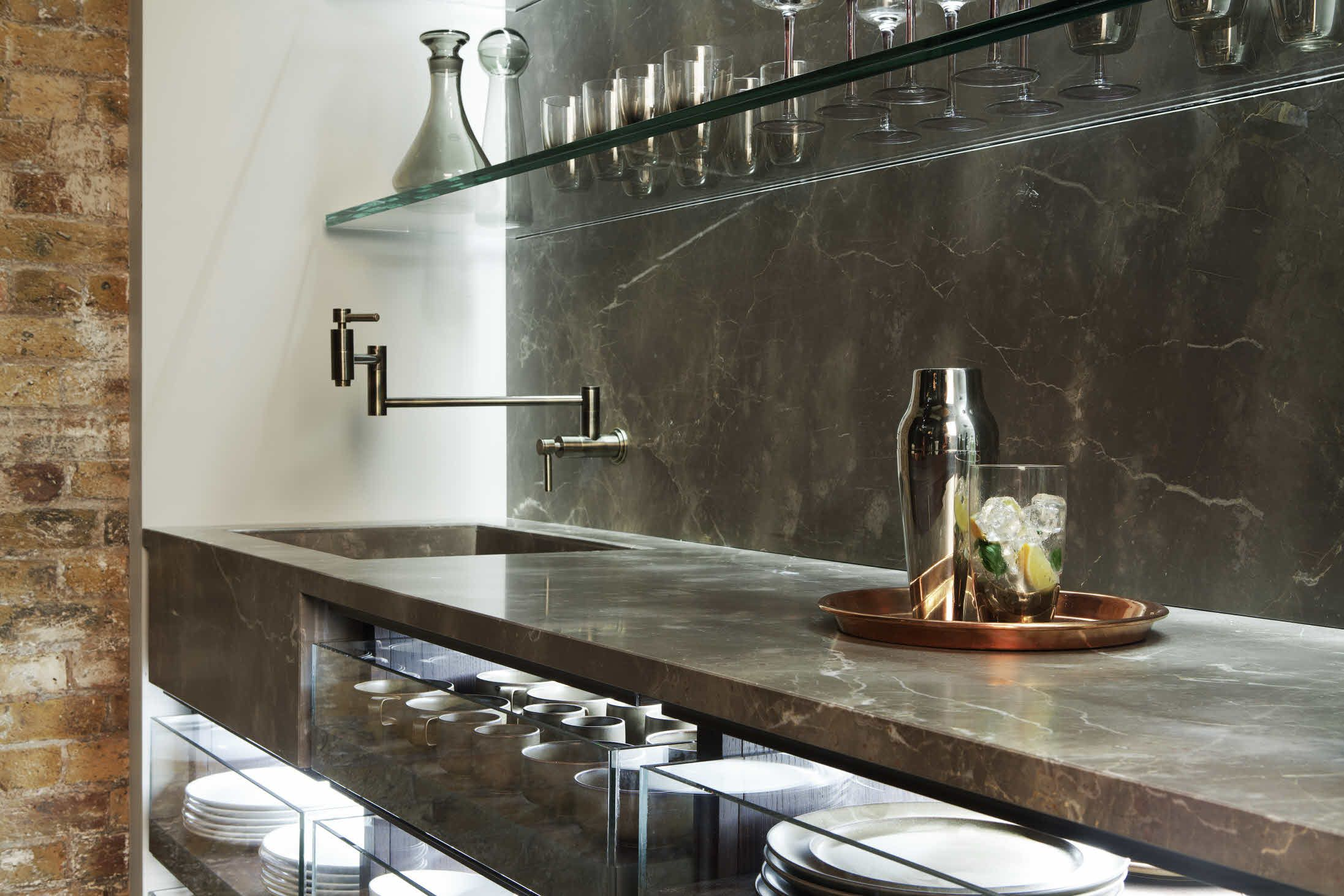 poggenpohl - the fourth wall concept | kitchens | pinterest