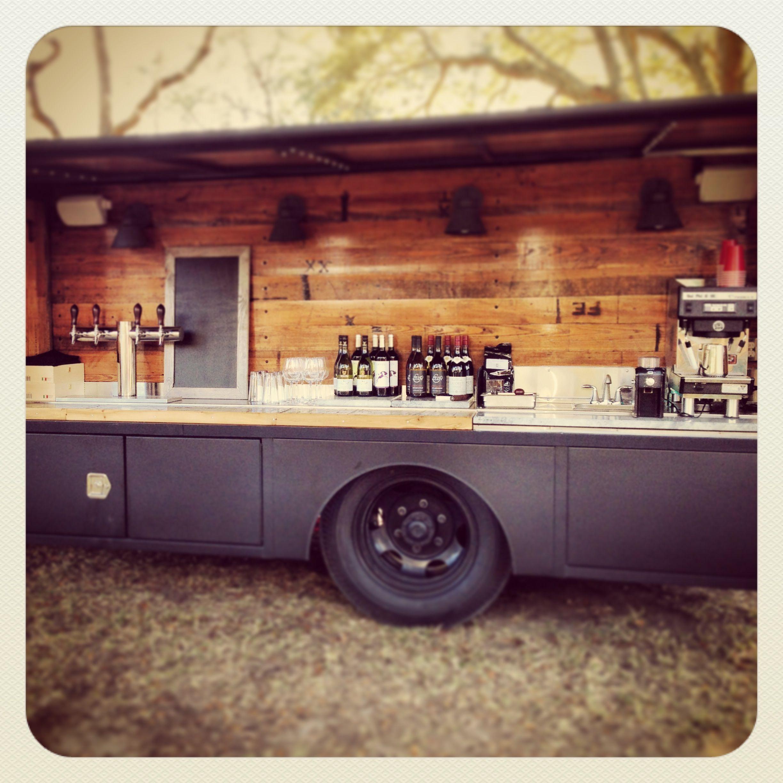 Craft beer gone mobile at coastal for Food truck bar