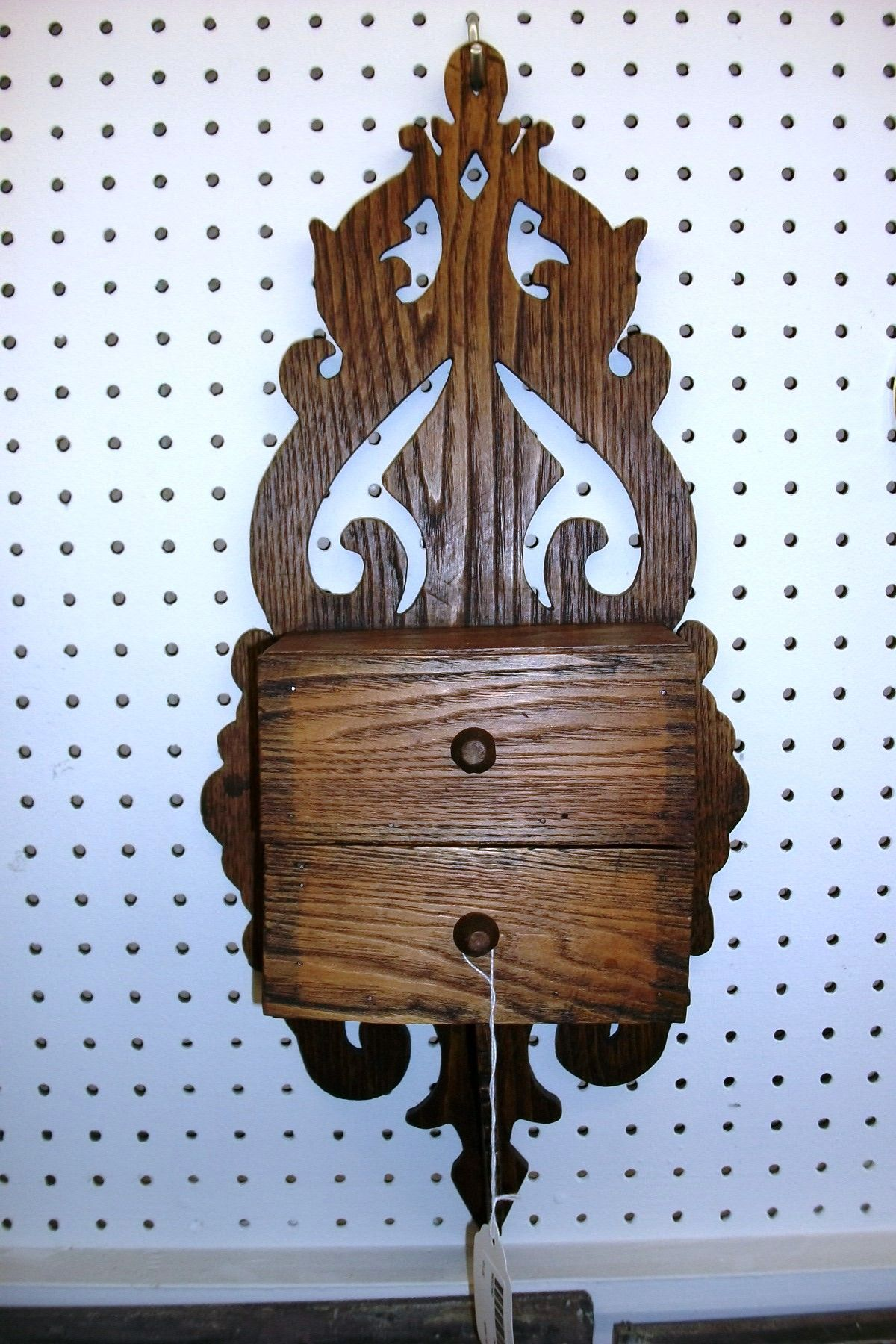 2 drawer wall sconce! #cute #home #rehouse