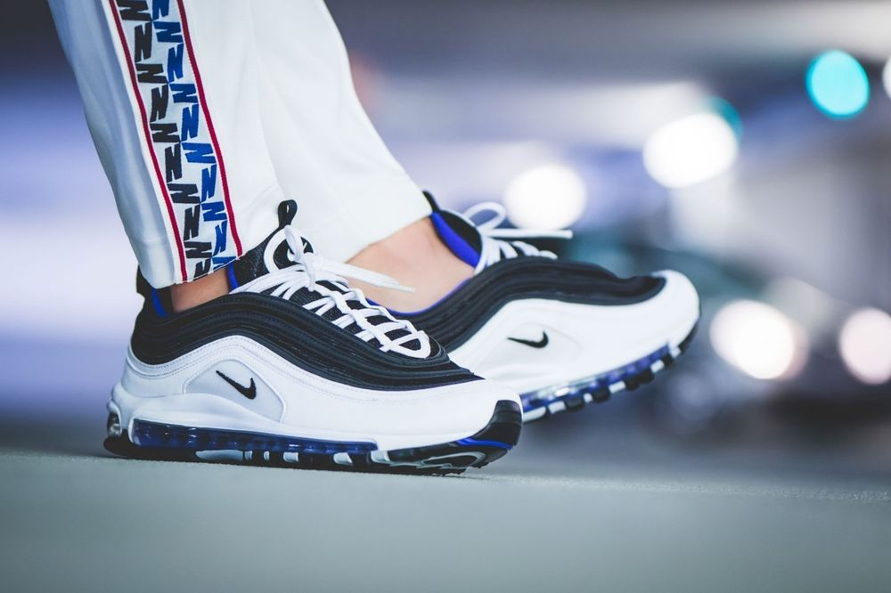0e9d441adf648 Nike Air Max 97 -  Persian Violet  White   Black Exclusive Trainers All  Sizes  Nike  Lifestyle