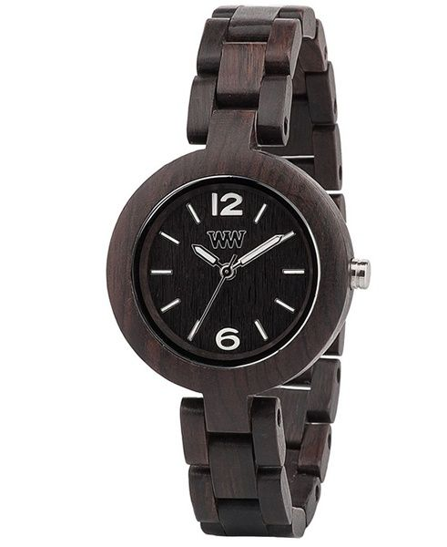WeWood watch MIMOSA BLACK | ☼ Watches | Studio ArtStyles