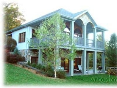 Vrbo Com 266393 Awesome View Deep Creek Lake House With Boat Slip Starting At 430 Lake House Rentals Vacation Rental Lake House