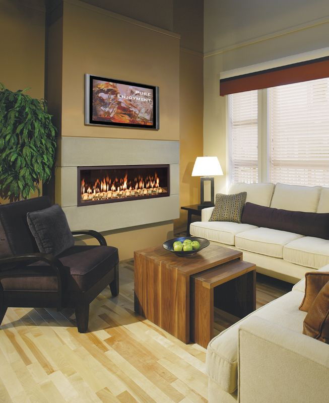 Town U0026 Country Fireplace, Model: WS54. #fireplaces