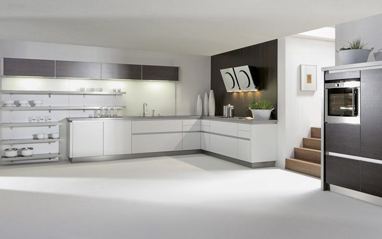 cucine componibili ad angolo-moderna | Cucine | Cucine moderne ...
