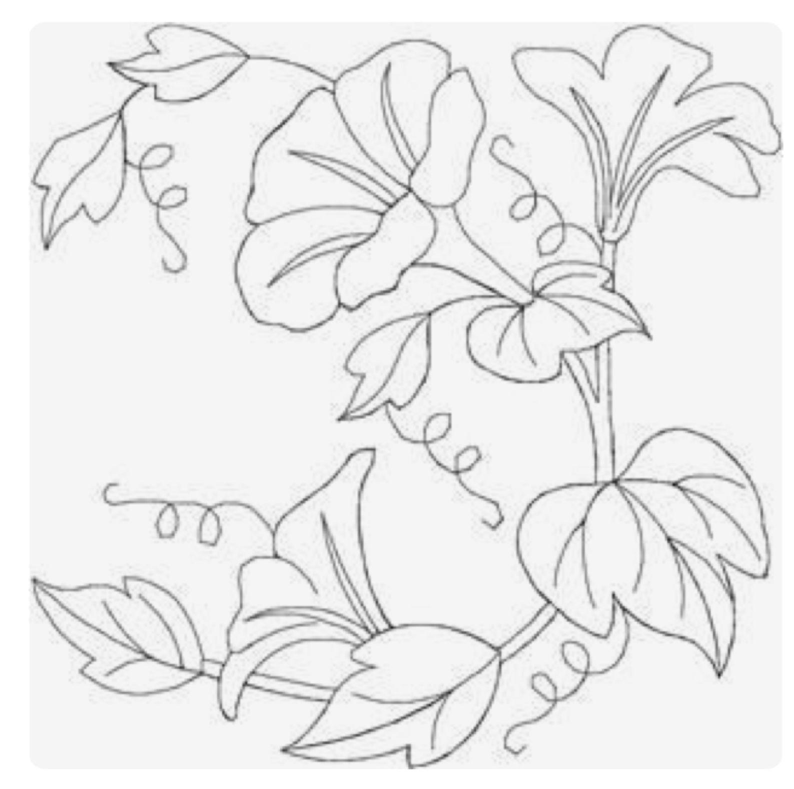 Imagen sobre Patrones de bordado de Celinaanilec en
