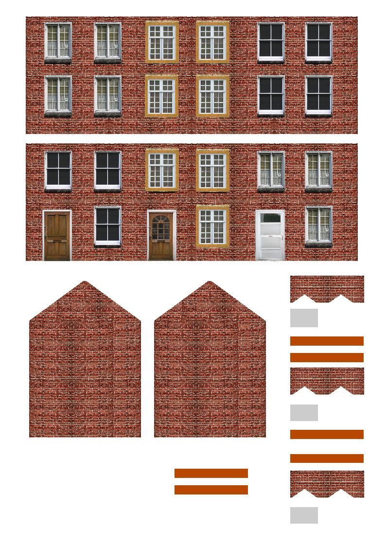 Free Printable Ho Scale Buildings Plans LZK Gallery | HO ...
