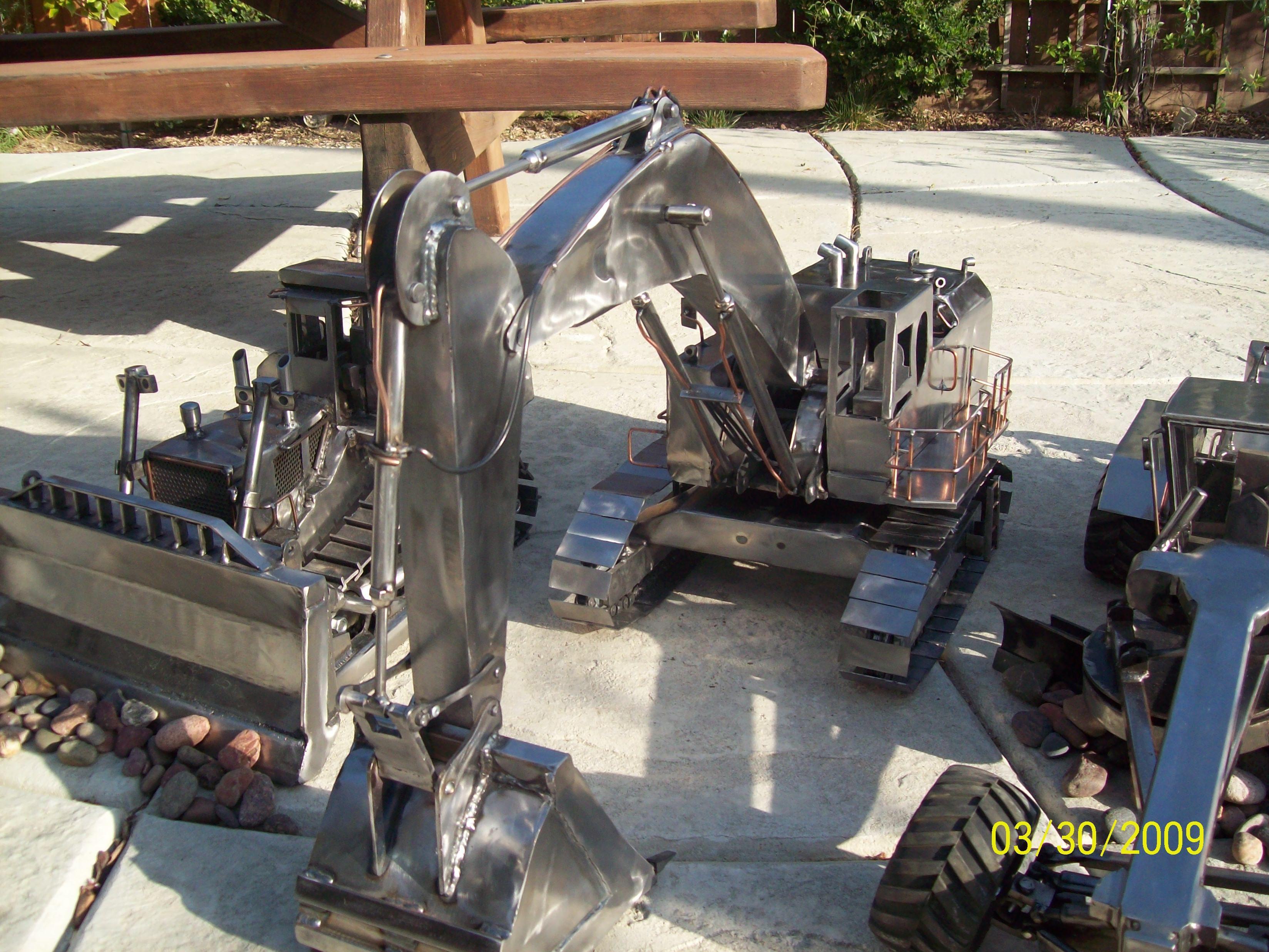Miller Welding Projects Idea Gallery Heavy Equipment