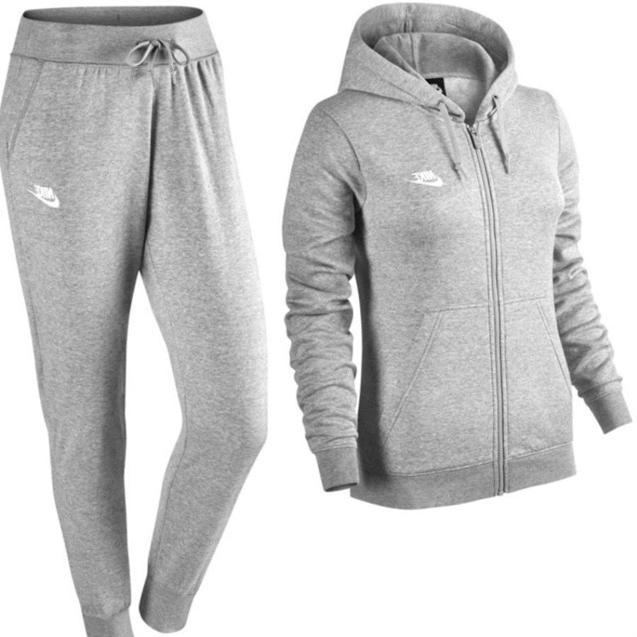 nike damen jogging anzug damen anzug pinterest. Black Bedroom Furniture Sets. Home Design Ideas