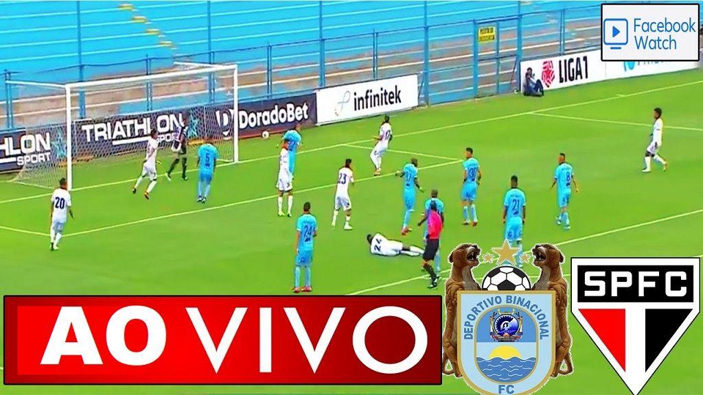 Deportivo Binacional X Sao Paulo Ao Vivo Copa Libertadores Em