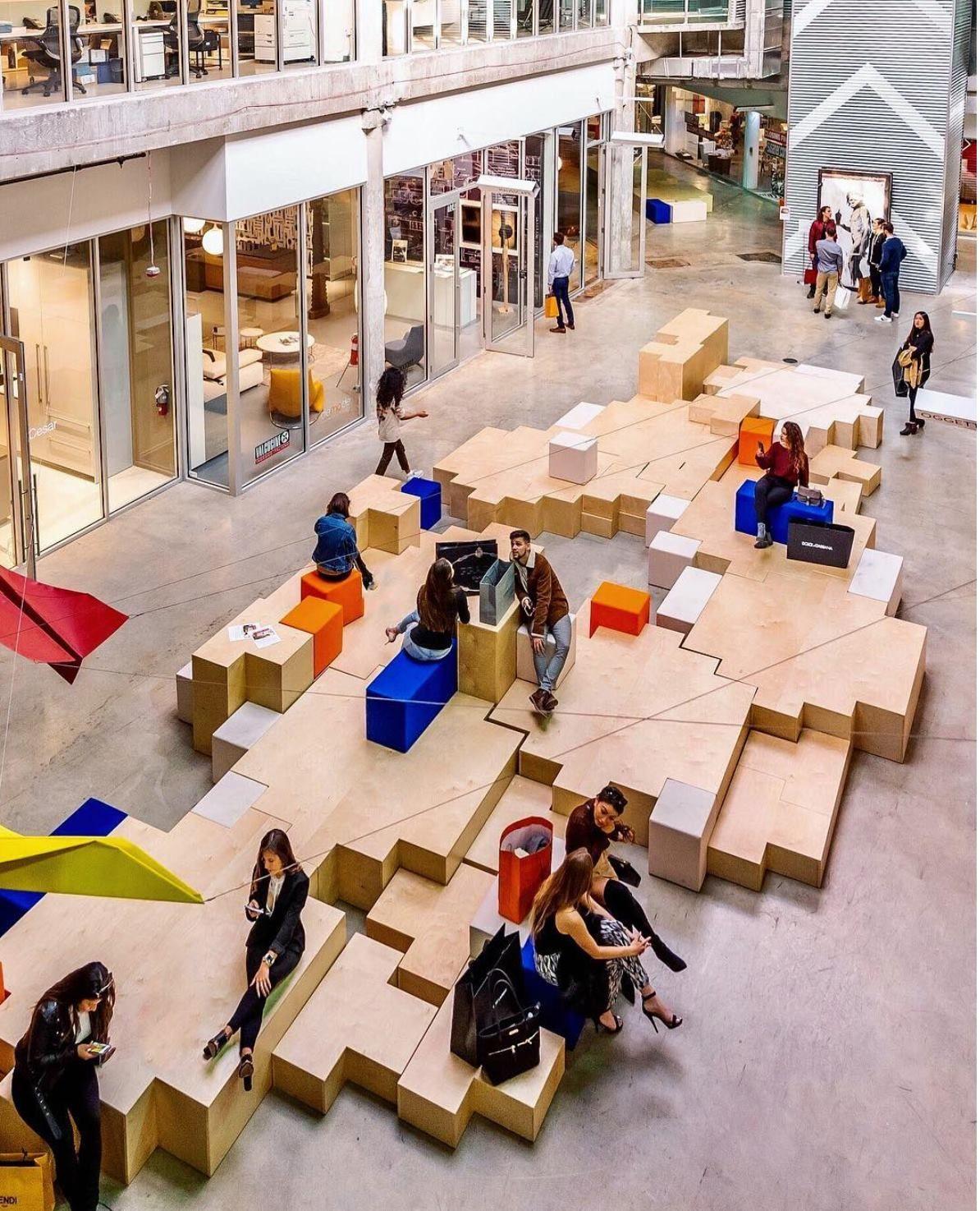 Miami Design District Posts Miami Design Design District Plaza Design