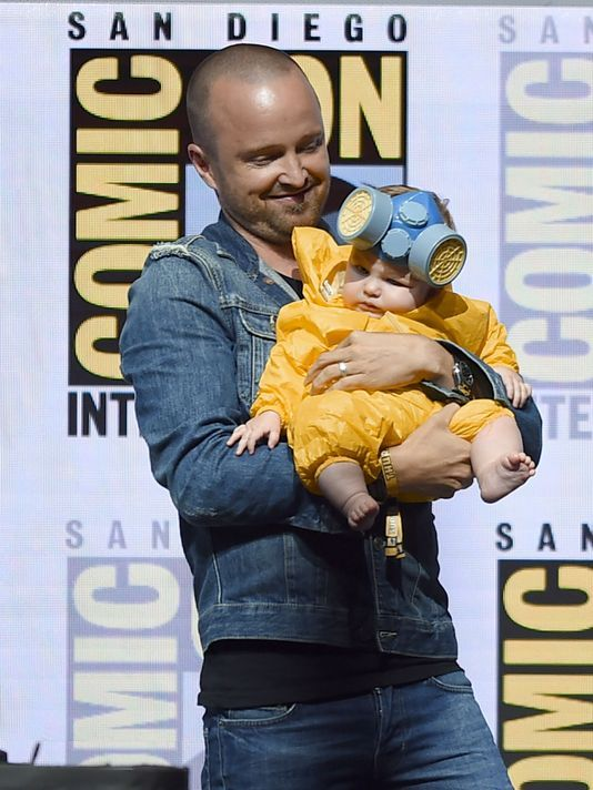 #5 #Fun Facts From The #Comic-Con 'breaking Bad' #10th-Anniversary #Reunion- SAN DIEGO – Pop culture is still addicted