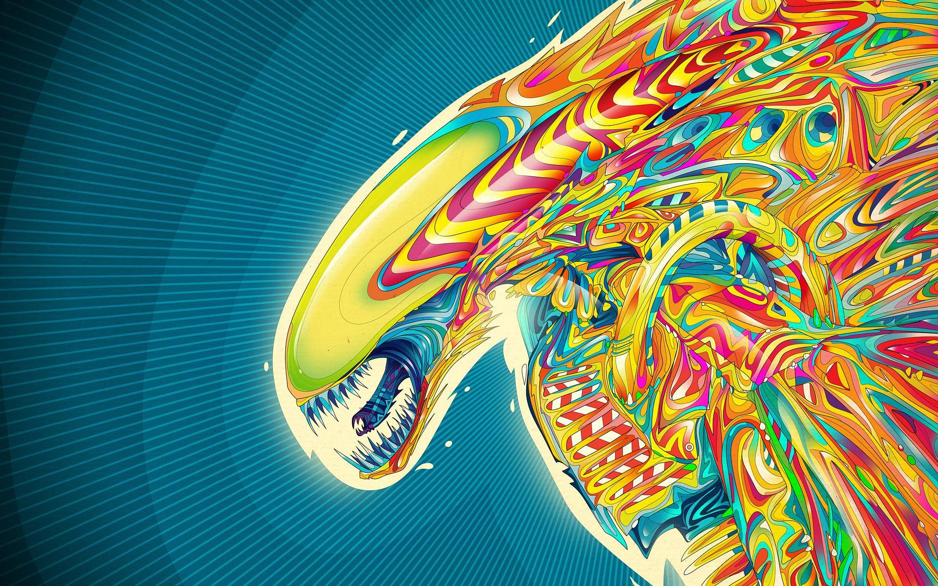 Live Psychedelic Wallpapers , PC, SHunVMall Gallery 1920