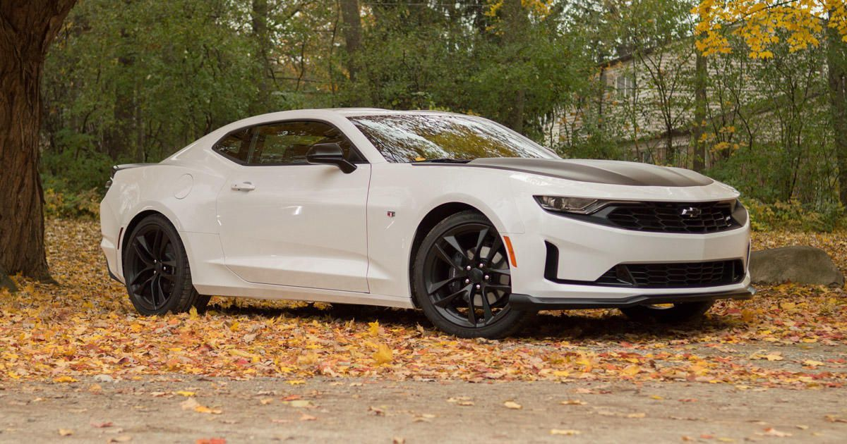 2019 Chevy Camaro review Best taken at face value Chevy