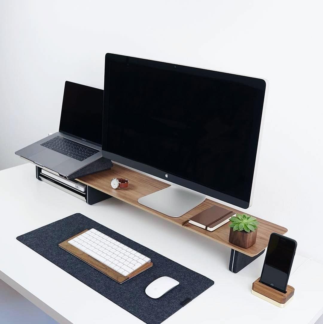 Deskdsign Un Bureau Agreable C Est Important Pour Travailler Avec Productivite Sur Le Web Affiliat Bureau D Ordinateur Diy Bureau Ordinateur Mobilier De Salon
