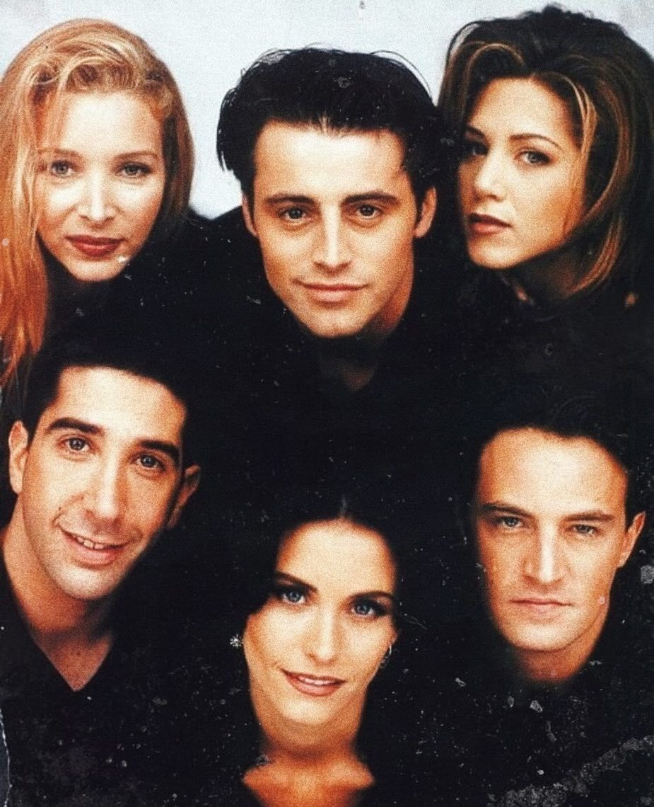 The Cast Of FRIENDS | Friends cast, Joey friends, Friends episodes