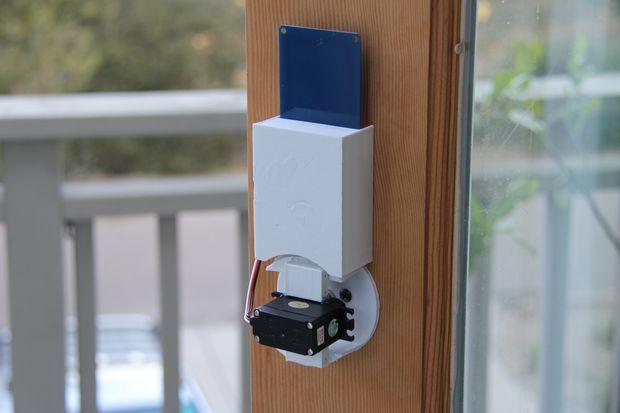 Nfc Door Lock With The Qduino Mini Under 100 Arduino Smart Door Locks Nfc