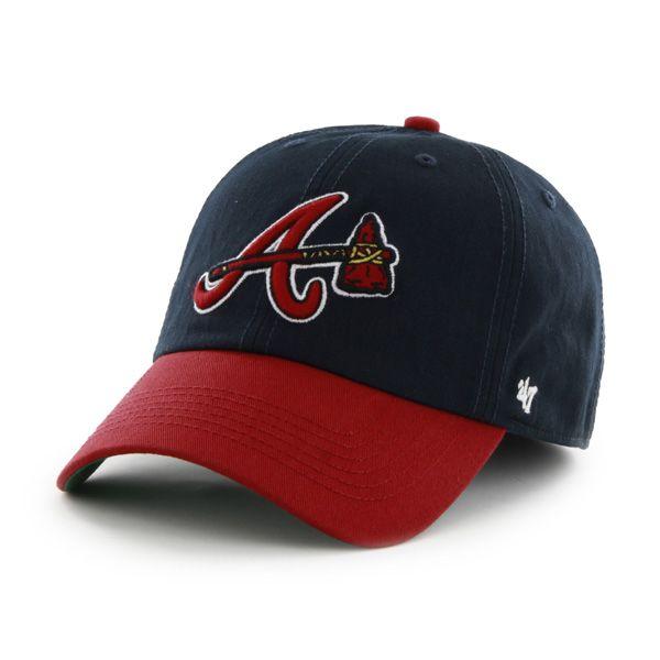 Atlanta Braves Franchise Alternate 47 Brand Hat  badcf23659de