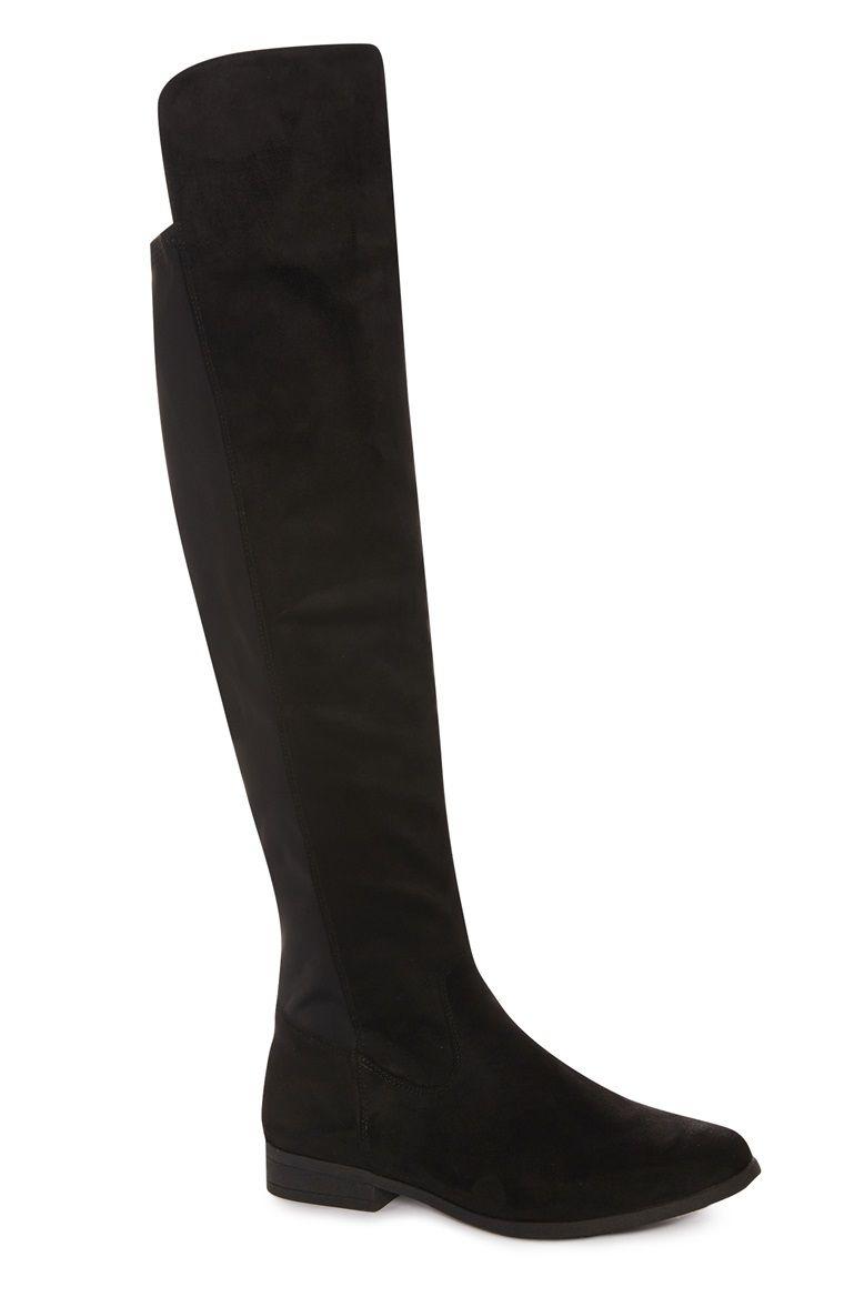 Pin op Knee High Boots