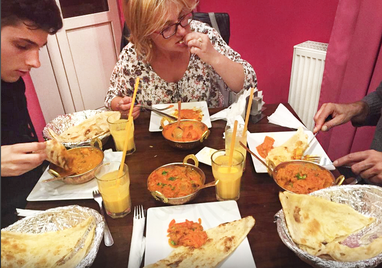 Doskonała knajpa i doskonale jedzenie @ http://www.namasteindia.pl/  #Restaurants #Kuchnia #Warszawa #India #food #eat