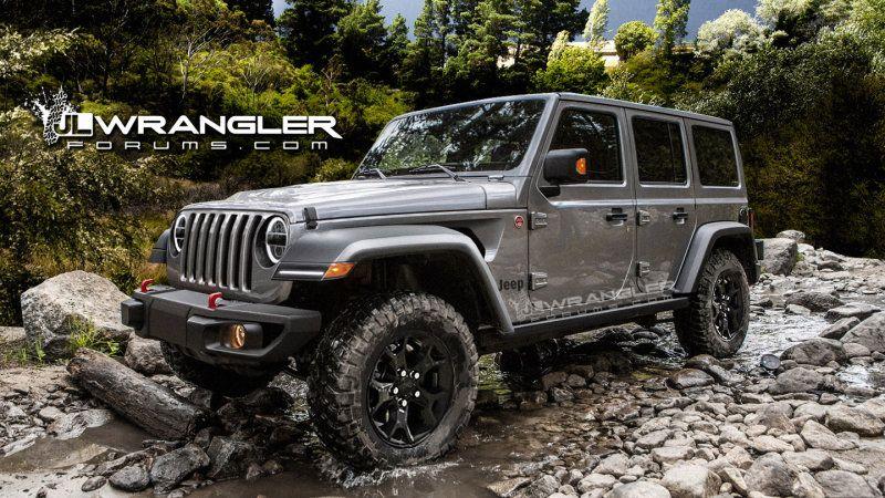2018 Jeep Wrangler Jl Order Guide Leaks Ordering Open At Dealers