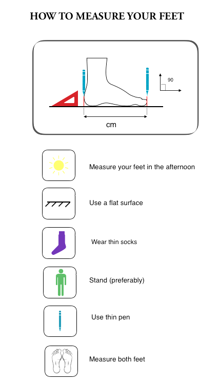 How To Measure Your Feet For Shoe Size How To Measure Yourself Pattern Shoes Feet