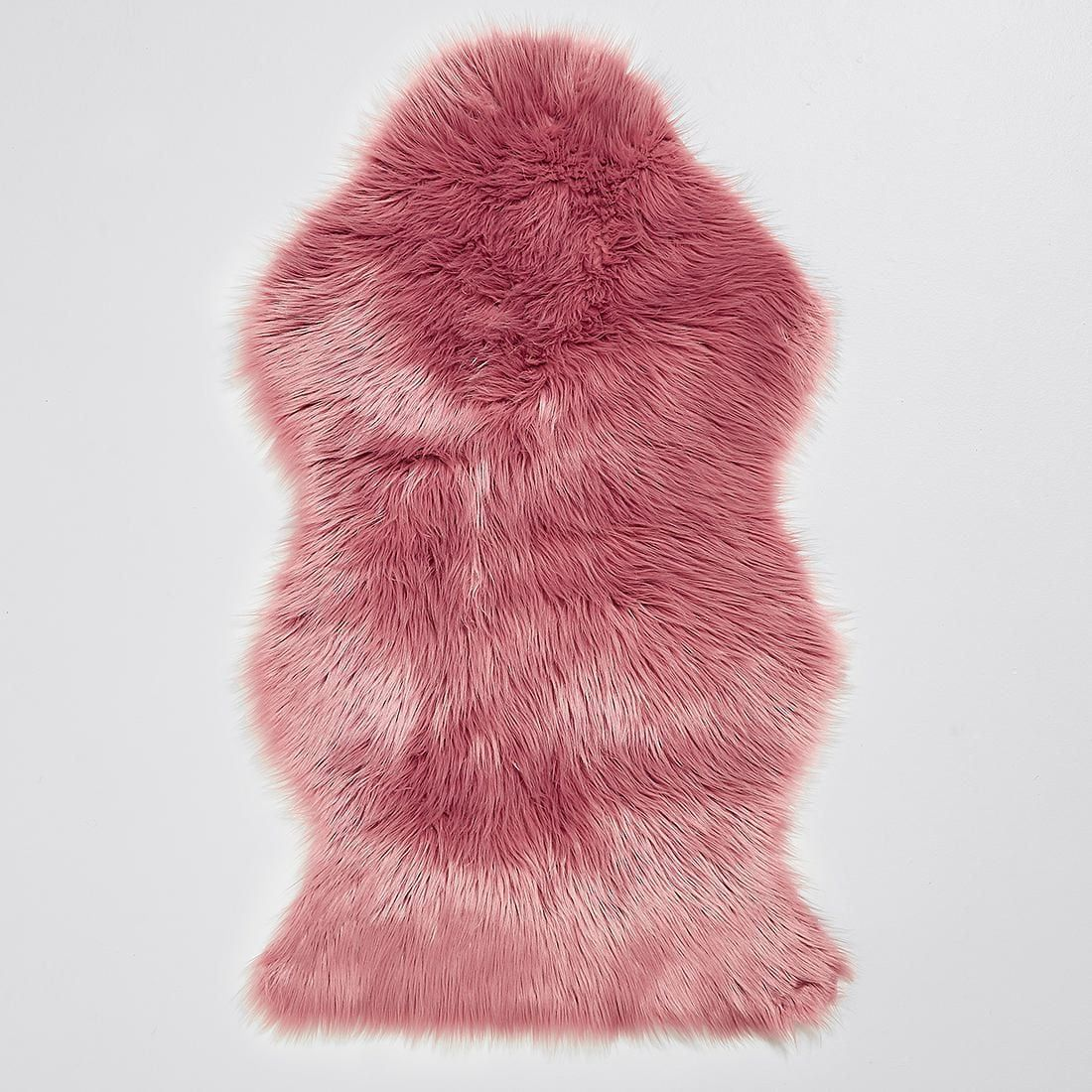 Faux Fur Floor Rug With Images