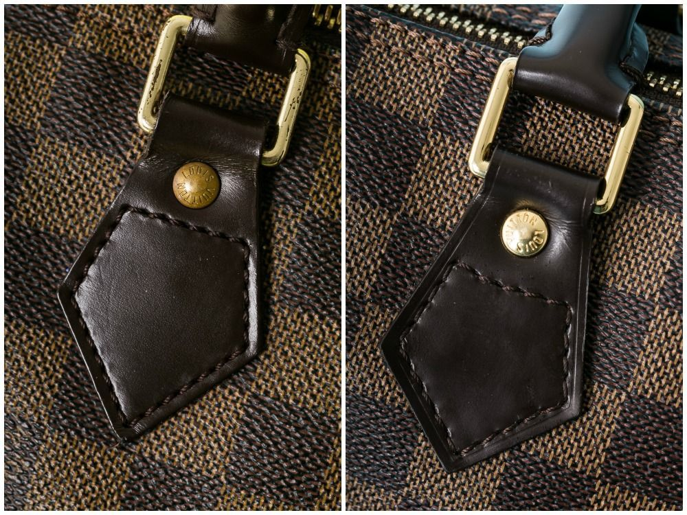 400ce2742f31 how to spot a fake LOUIS VUITTON - Google Search