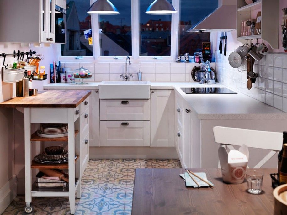 Extraordinary Ikea Kitchen Design as Your Solution Easy On The Eye