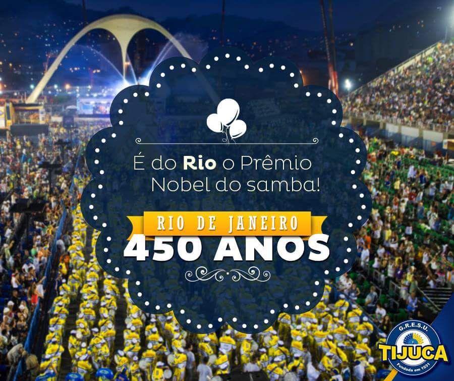 Abençoada por Deus e Linda por natureza Parabéns a minha cidade maravilhosa, tenho muito orgulho de ser Carioca