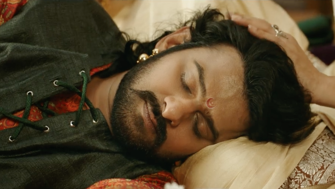 Image result for prabhas sleep