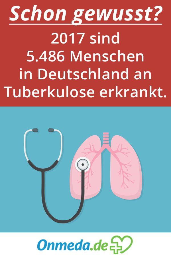 Tuberkulose (Tbc): Symptome, Impfung, Ansteckung | Fakten ...