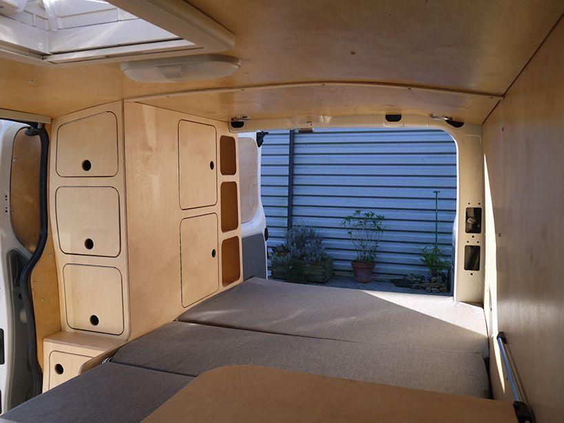 renault trafic serge ld camp campers kastenwagen in. Black Bedroom Furniture Sets. Home Design Ideas