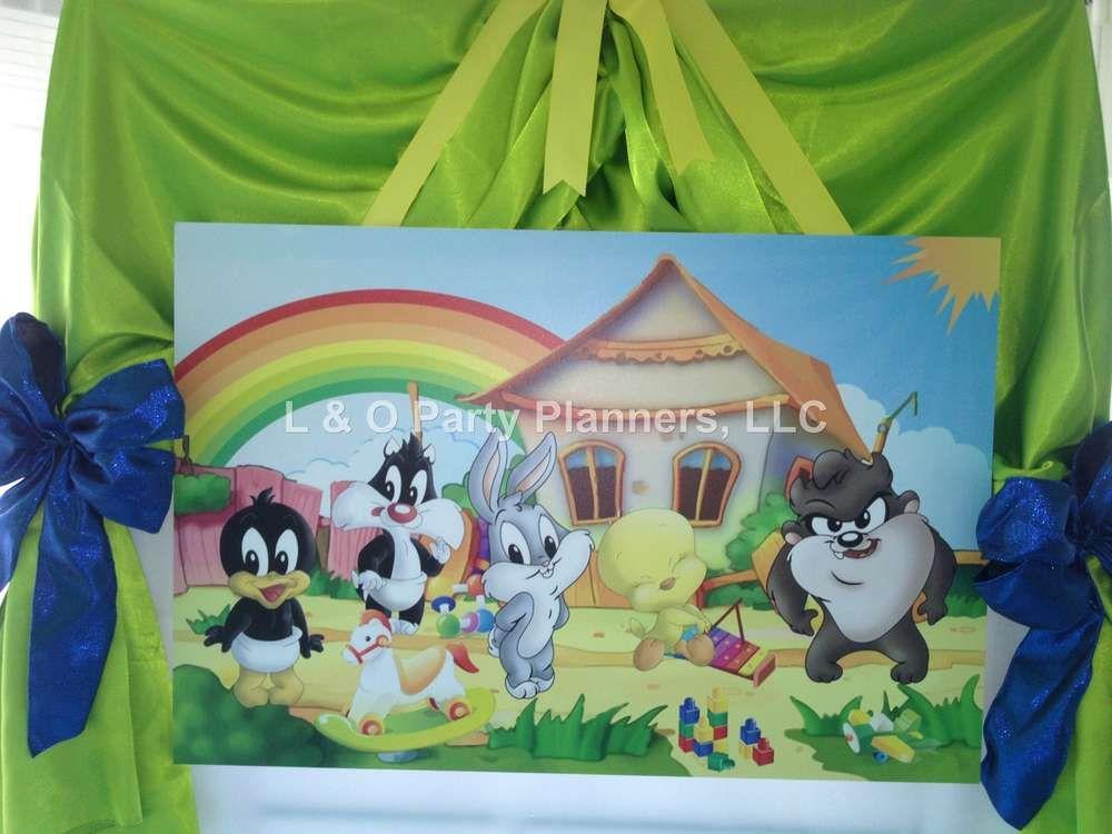 Baby Looney Tunes Baby Shower
