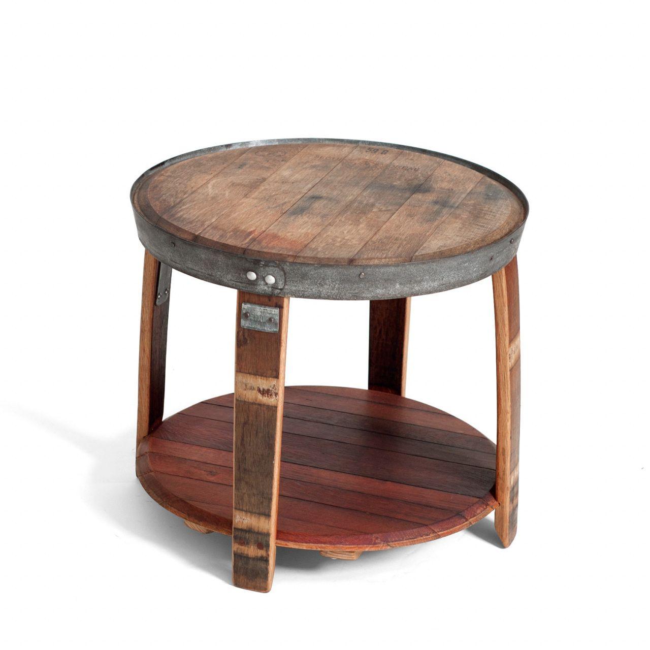 50 Wine Barrel End Table Furniture Modern Affordable Furniture