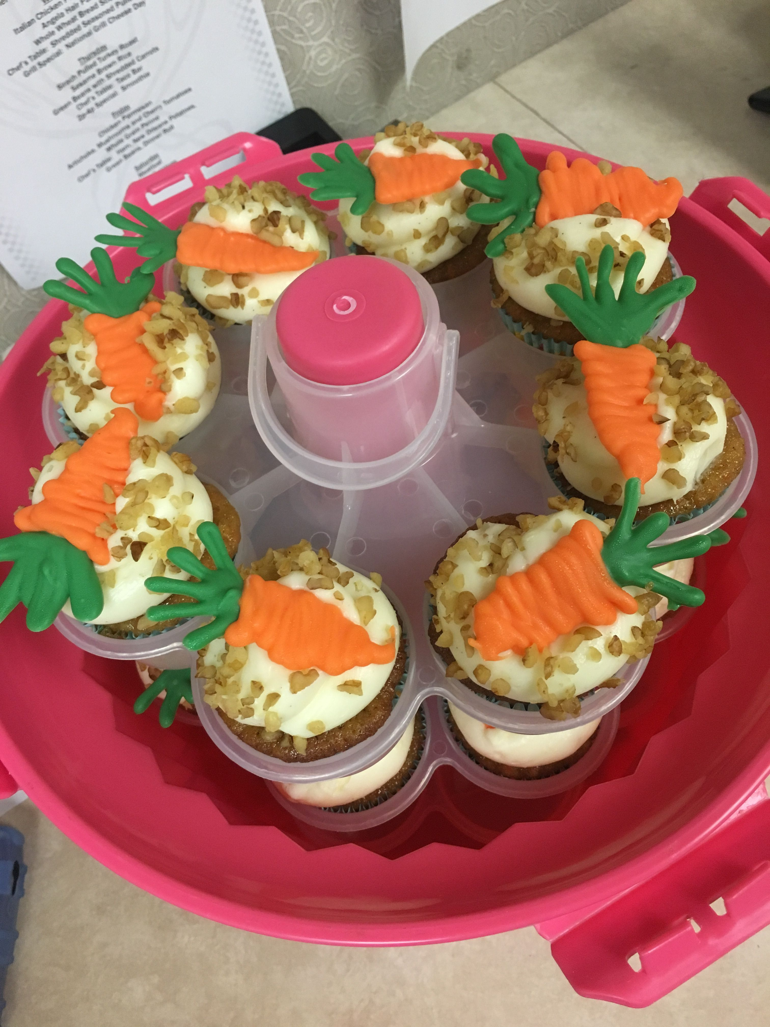 Carrot cupcakes food carrot cupcakes carrots