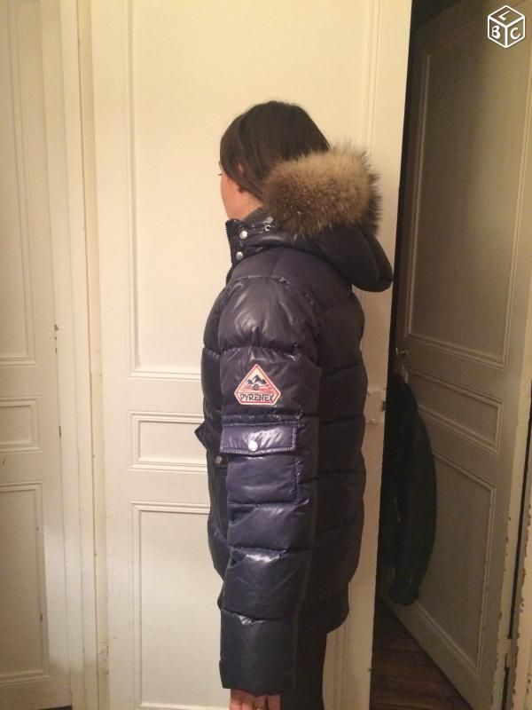 Doudoune authentique Pyrenex Vêtements Paris - leboncoin.fr