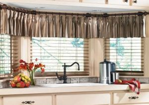 Bay Window Treatments / The Curtain Rod Shop   Offering Premium Window  Treatment Hardware At Affordable Prices