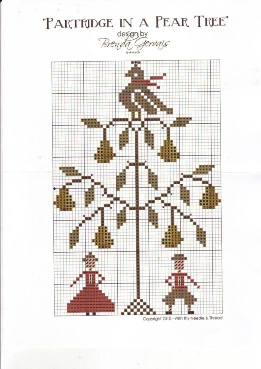 5) Galleryru / Фото #55 - 28 - tatasha Cross Stitch Pinterest