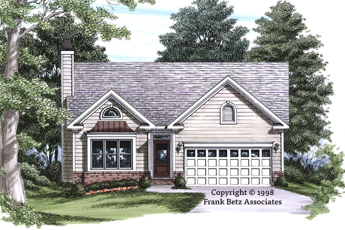 House Plan 8594 00420 Ranch Plan 1 209 Square Feet 3 Bedrooms 2 Bathrooms In 2021 Cottage Style House Plans Cottage House Plans House Plan Gallery