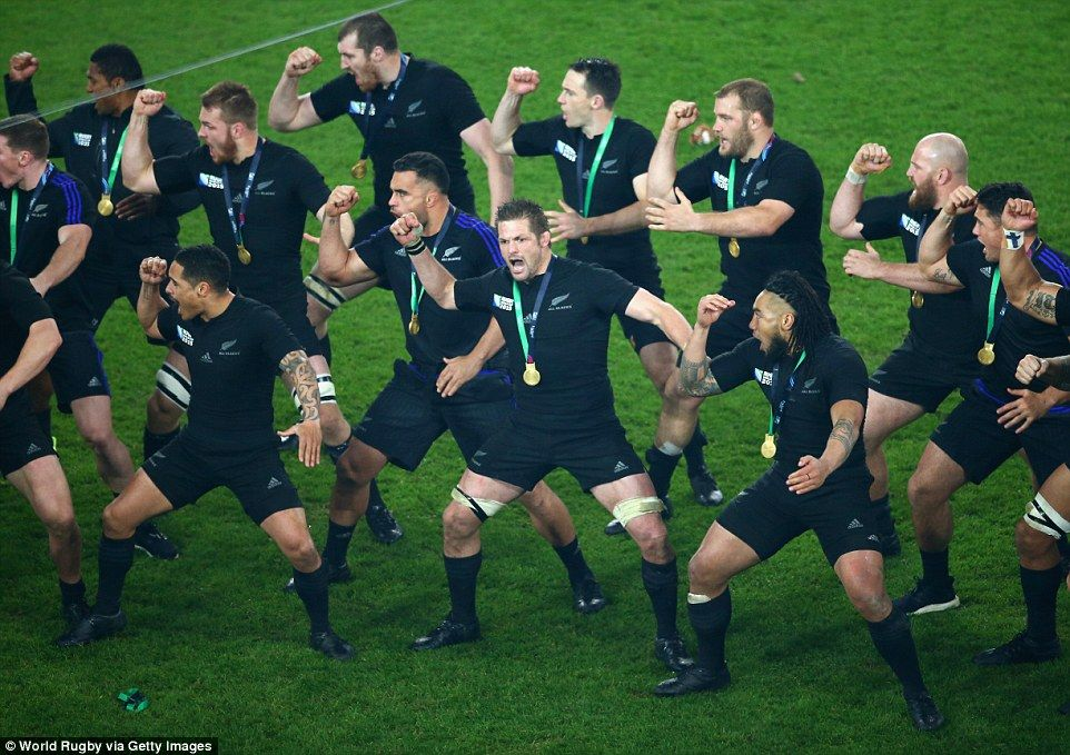 New Zealand Win Rugby World Cup After Victory Over Australia Rugby World Cup World Cup Rugby