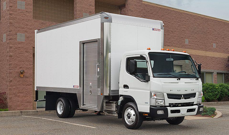 Morgan Corporation Truck Body Maximizer Options Trucks Vehicles Body