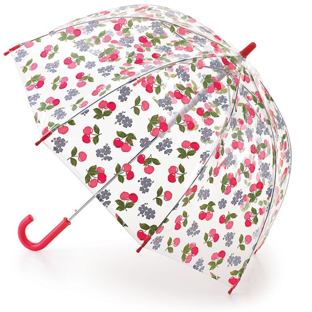 Cath Kidston Cherry Print Umbrella
