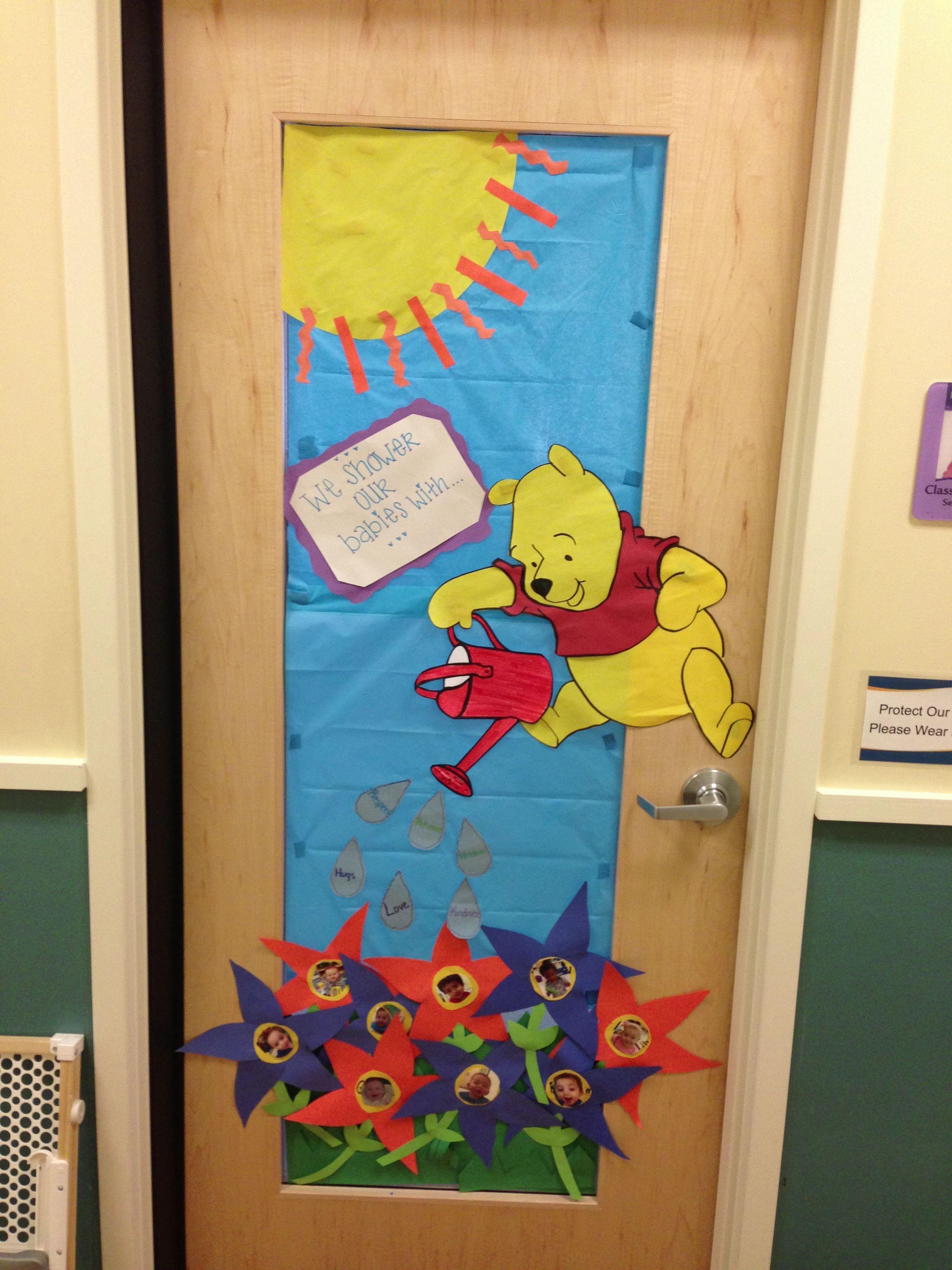 Classroom Winnie The Pooh Door